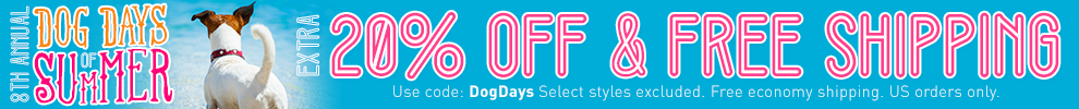 Extra 20% Off Sitewide + Free Shipping!