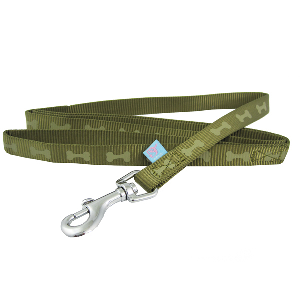 ActiveGo Bone Leash by Dogo - Green
