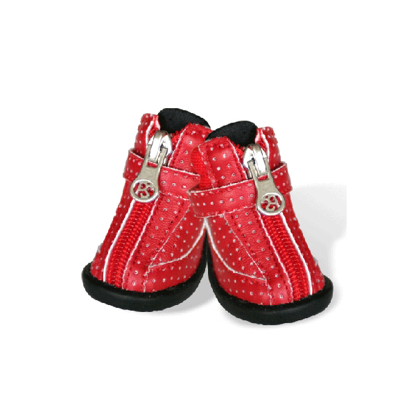 Air Doggy Boots - Red