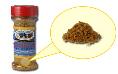 All Natural Chicken Sprinkles Dog Food Enhancer