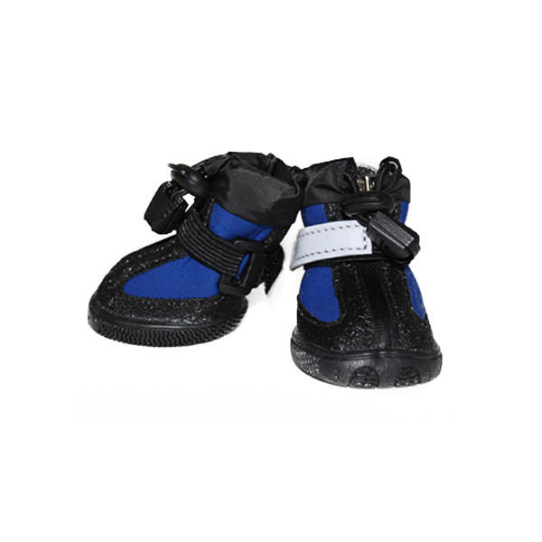 All Weather Dog Boots - Blue