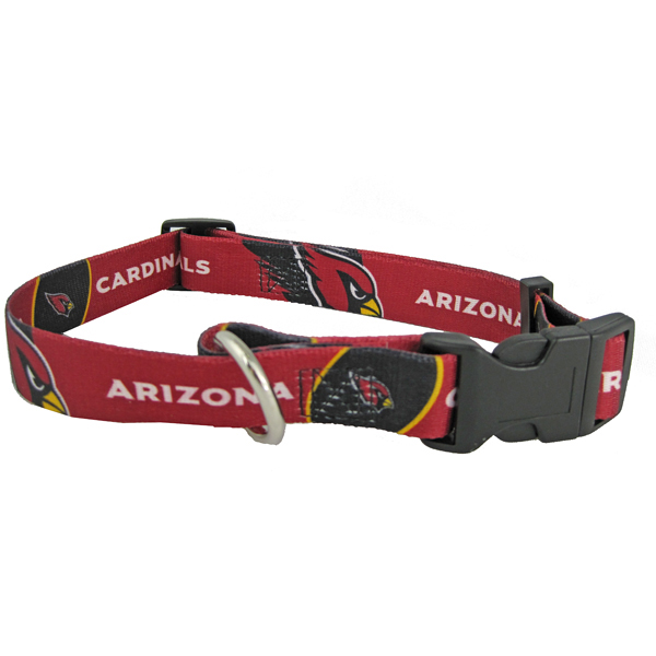 Arizona Cardinals Dog Collar