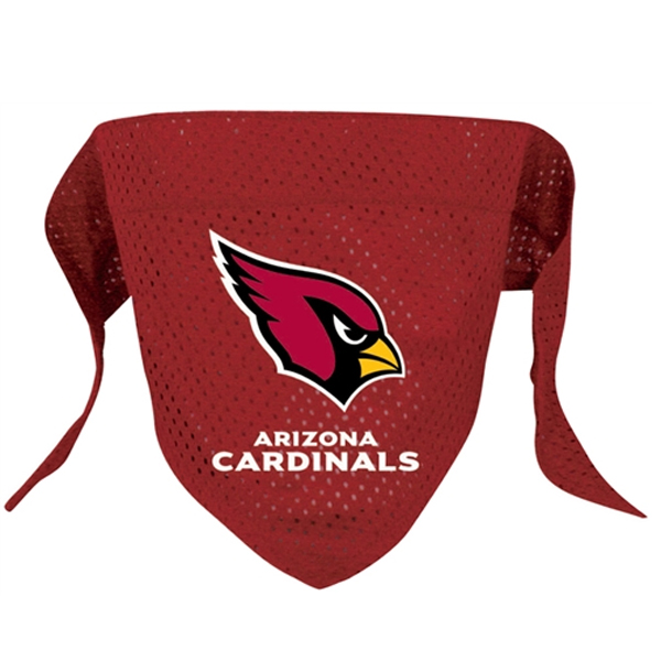 Arizona Cardinals Mesh Dog Bandana