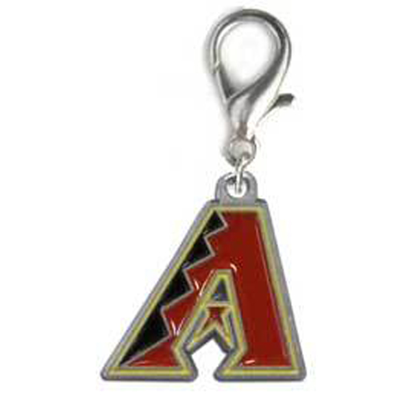 Arizona Diamondbacks Logo Dog Collar Charm