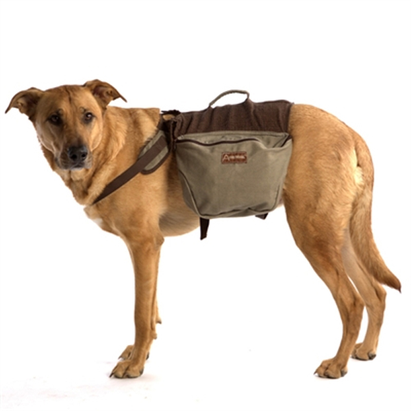 Aussie Naturals Dog Backpack