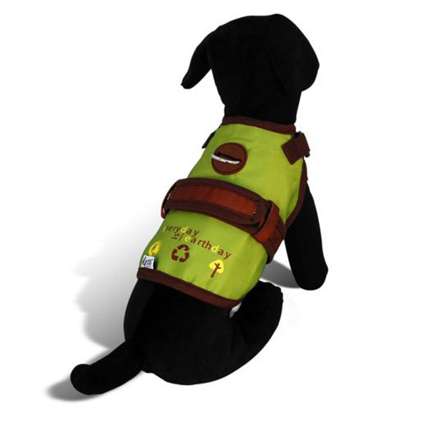 Avant Garde Dog Harness - Greenday
