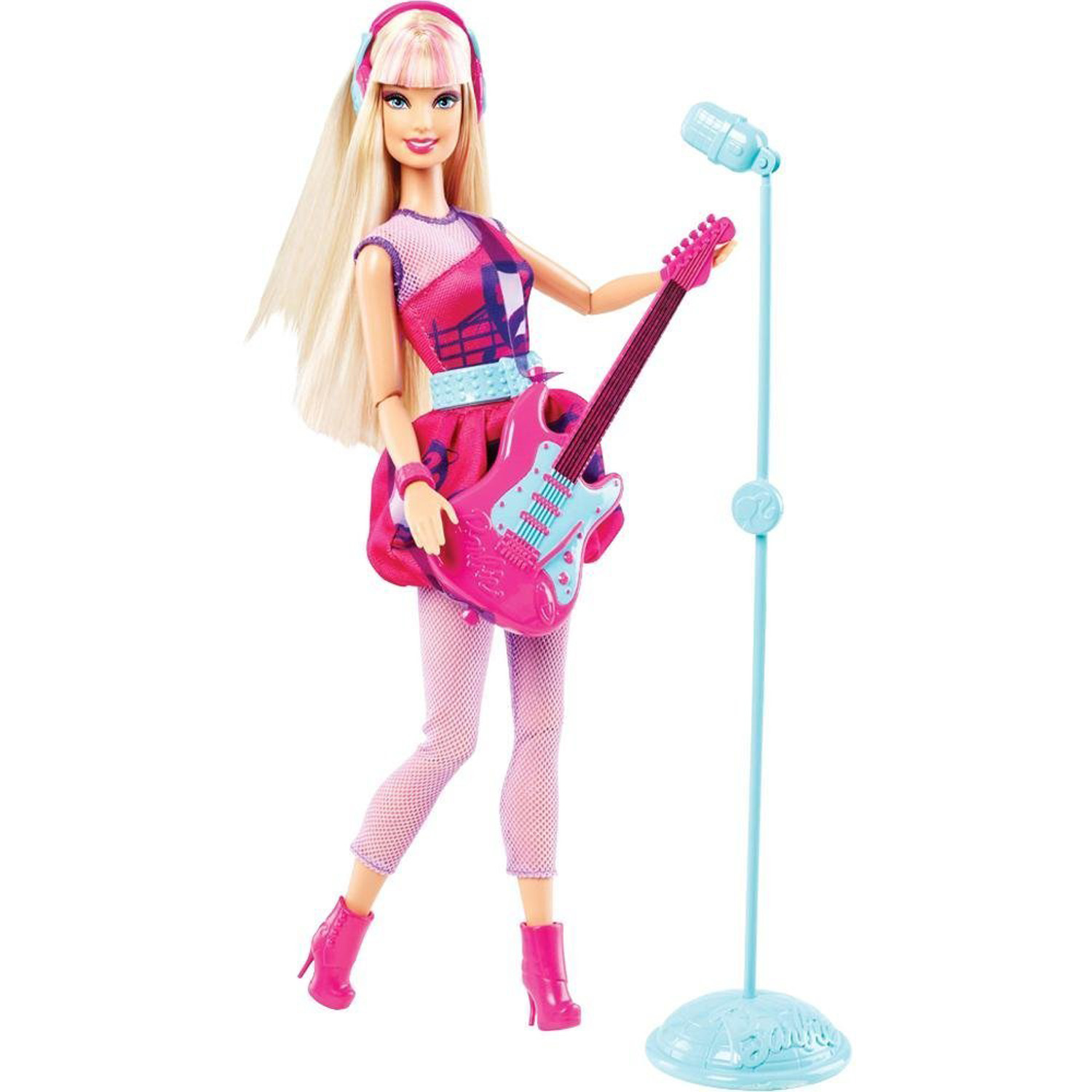 Barbie Toys - I Can Be Rock Star Doll at ToyStop