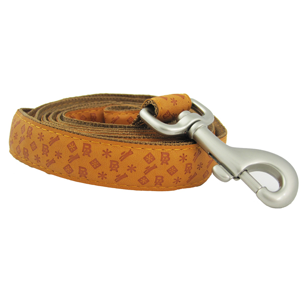 Bark Avenue Leash - Earthy Tan