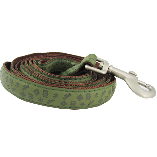 Bark Avenue Leash - Sage Green