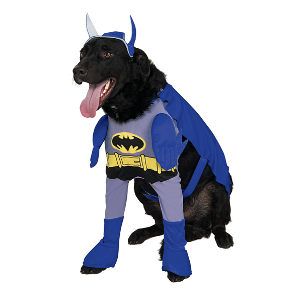 Batman 'The Brave & The Bold' Dog Halloween Costume