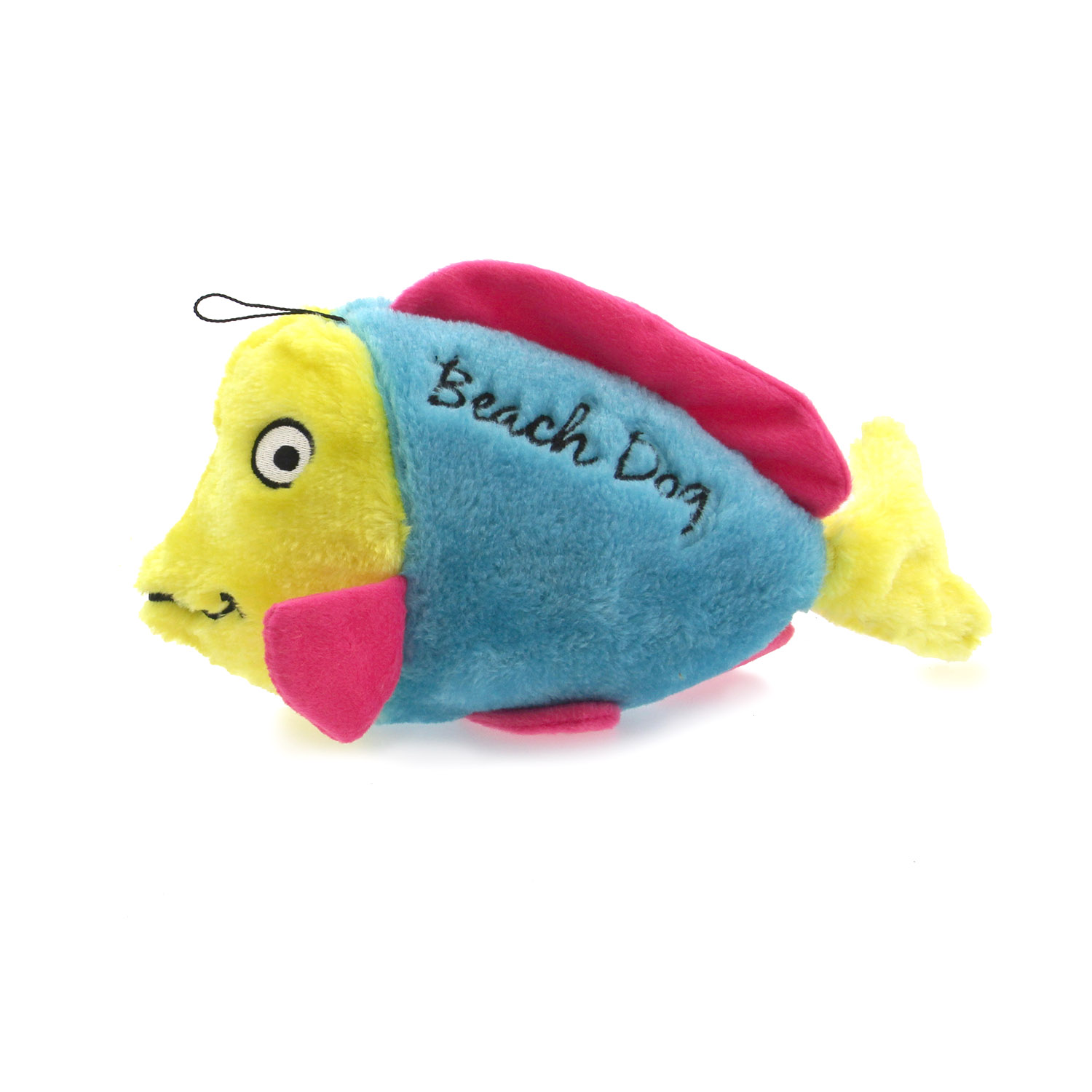 Beach dog fish dog toy with same day shipping baxterboo for Fish dog toy