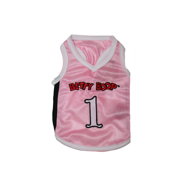 Betty Boop Pink Dog Jersey