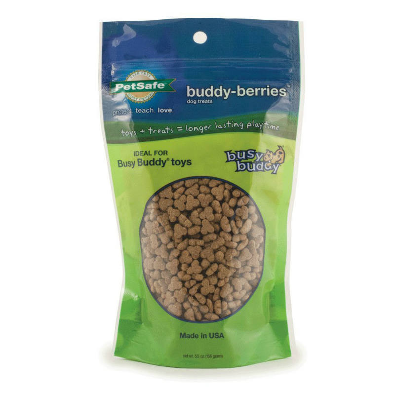Busy Buddy Berries Dog Treats