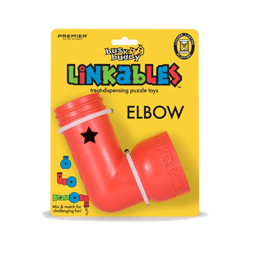 Busy Buddy Linkables Dog Toy - Elbow