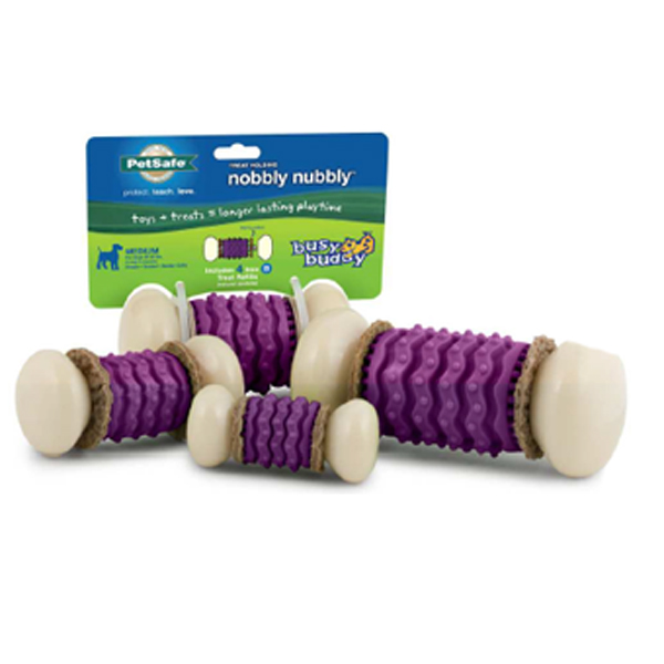 Busy Buddy Nobbly Nubbly Dog Toy