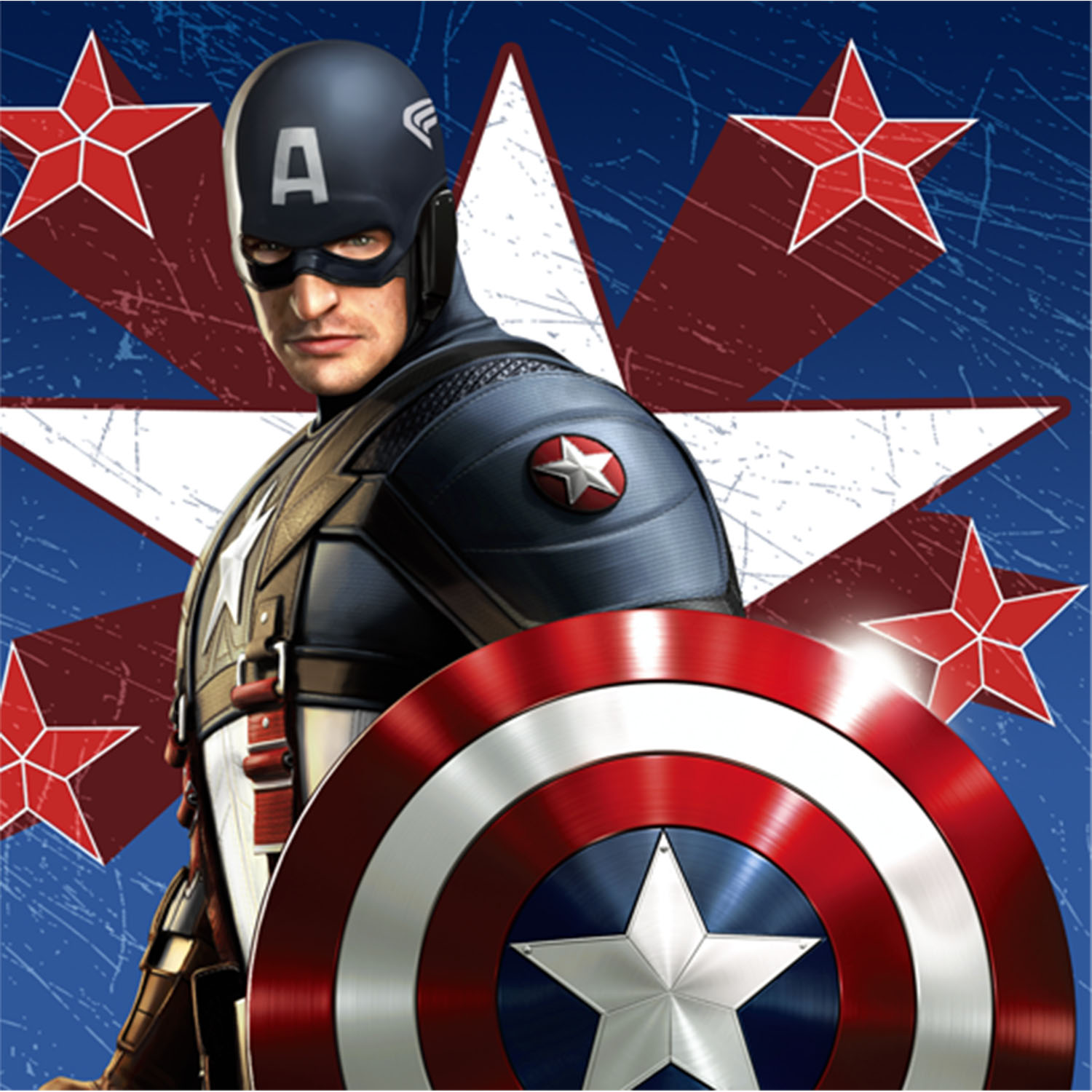 Captain america party supplies beverage napkins at toystop bookmarktalkfo Images