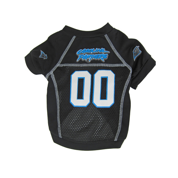 Carolina Panthers Dog Jersey