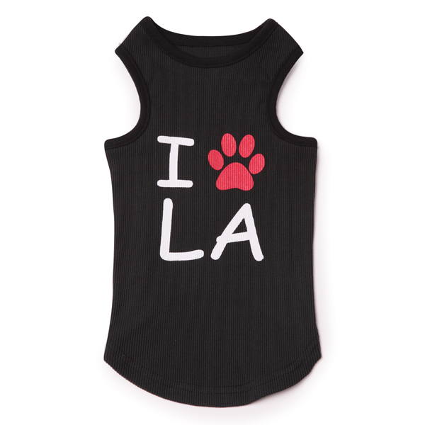 Casual Canine City Tank - Los Angeles