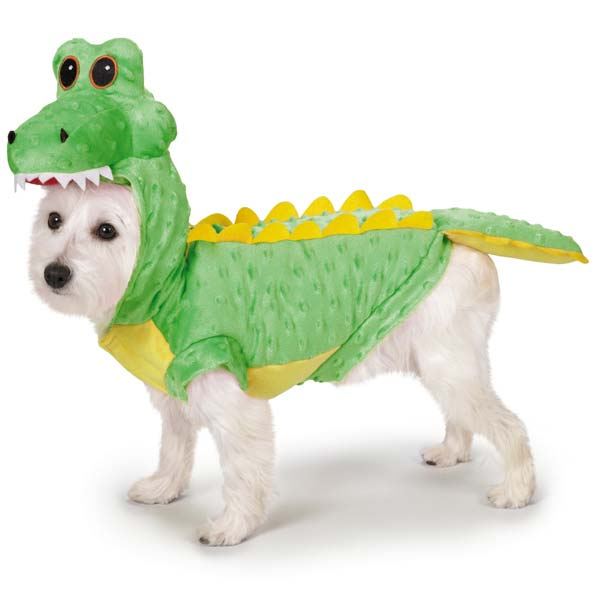 Crocodile Halloween Dog Costume