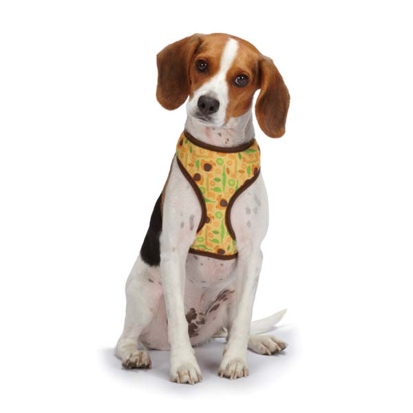 Casual Canine Jungle Bunch Dog Harness