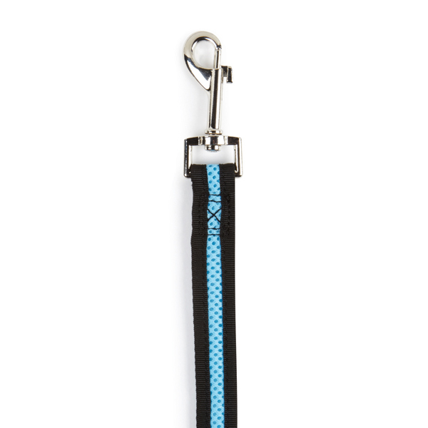 Casual Canine Mesh Dog Leash - Pastel Blue