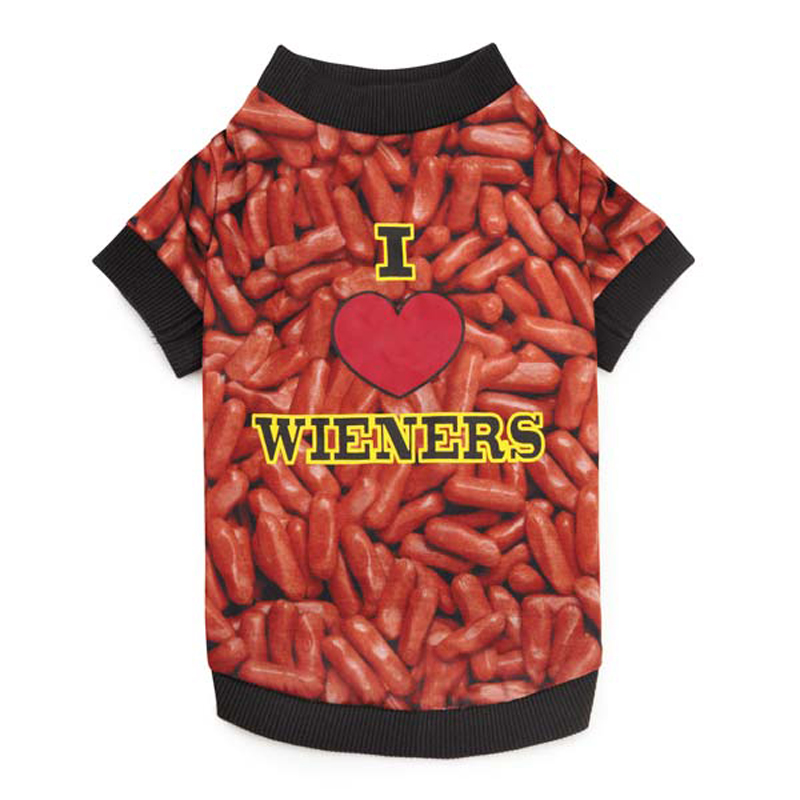 Photo Real Dog T-Shirt - Wiener