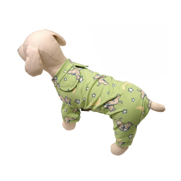Chasing Stars Cotton Dog Pajamas by Klippo
