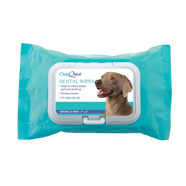 ClearQuest Dental Wipes