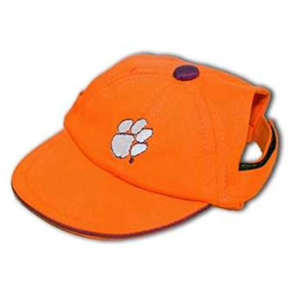 Clemson Tigers Dog Hat