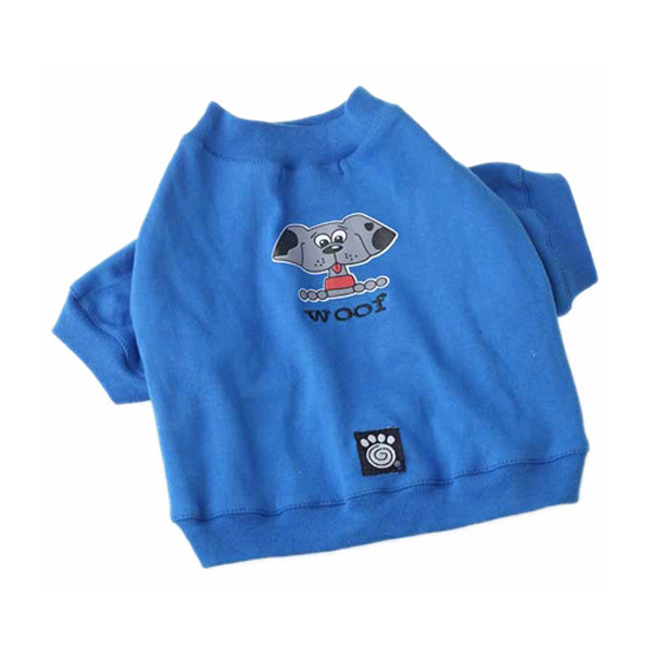 Cool Canine Dog T-Shirt - Blue