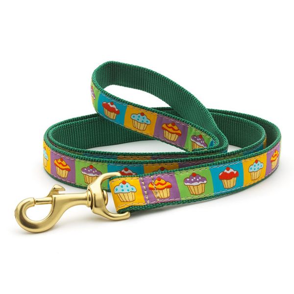Cupcake Dog Leash by Up Country