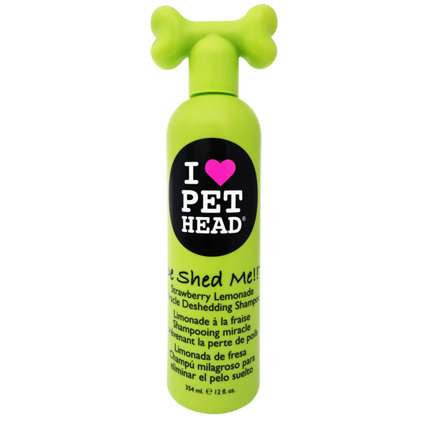 De Shed Me Strawberry Lemonade Miracle Dog Shampoo by Pet Head