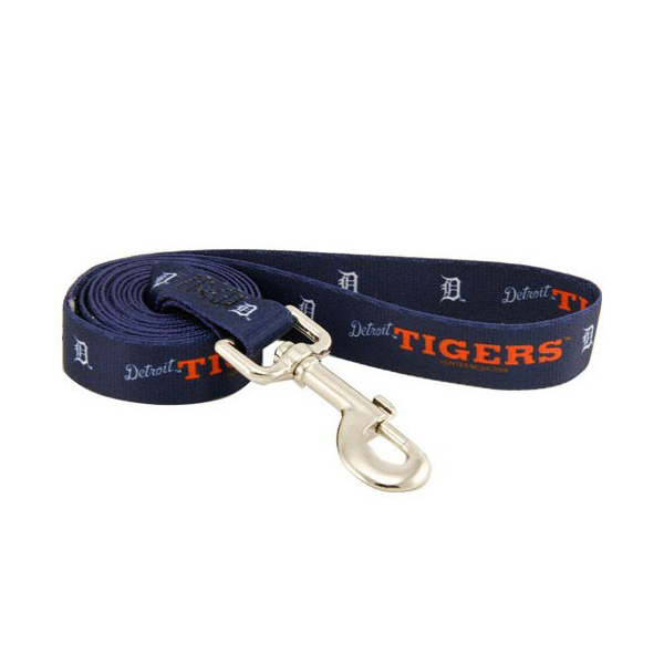 Detroit Tigers Baseball Printed Dog Leash