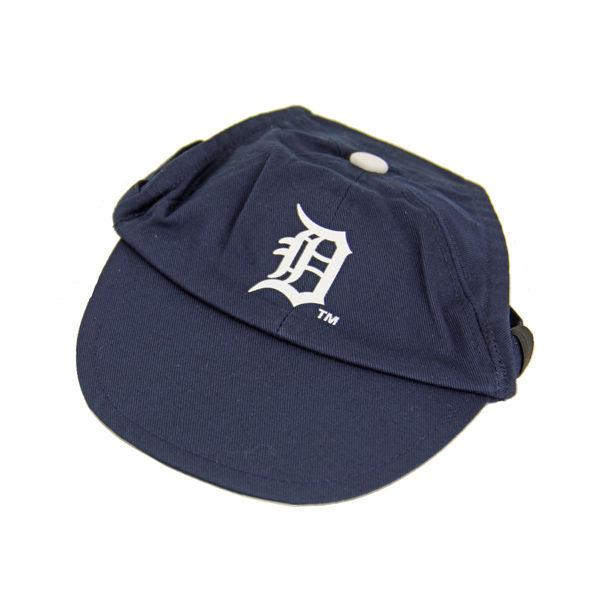 Detroit Tigers Dog Hat