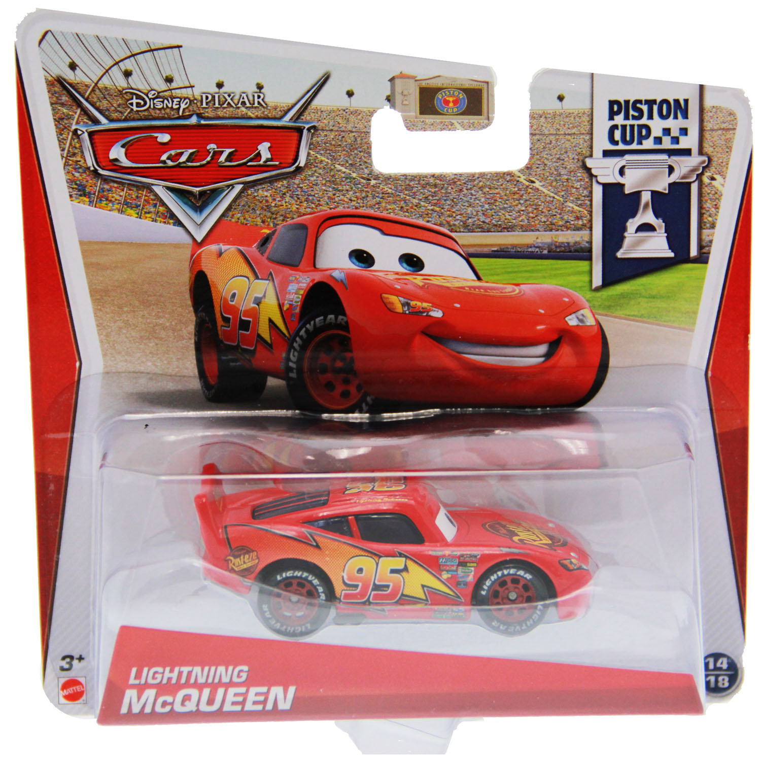 sc 1 st  ToyStop & Disney Cars Toys - Die-Cast Lightning McQueen at ToyStop