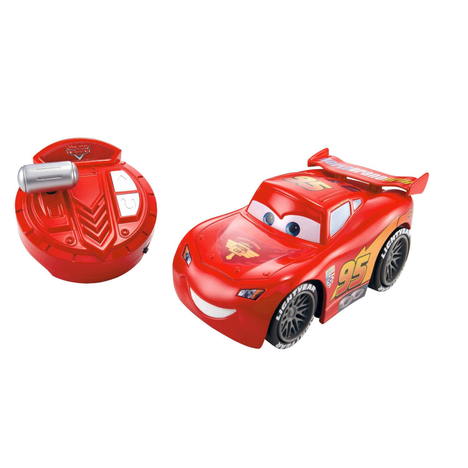 Disney Cars Toys Gear Shifters Lightning McQueen at ToyStop
