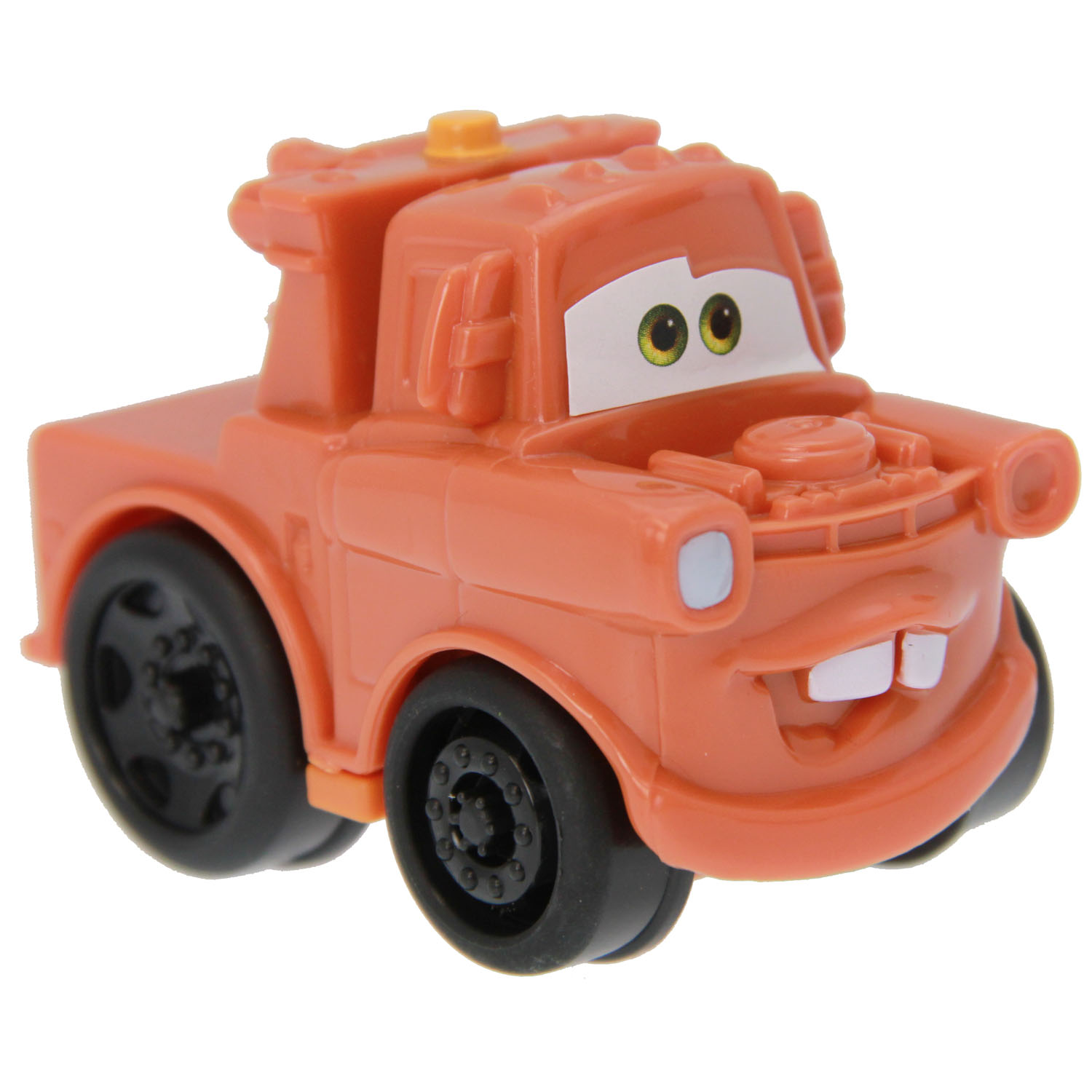 Disney Cars Toys Mater Wheelie at ToyStop