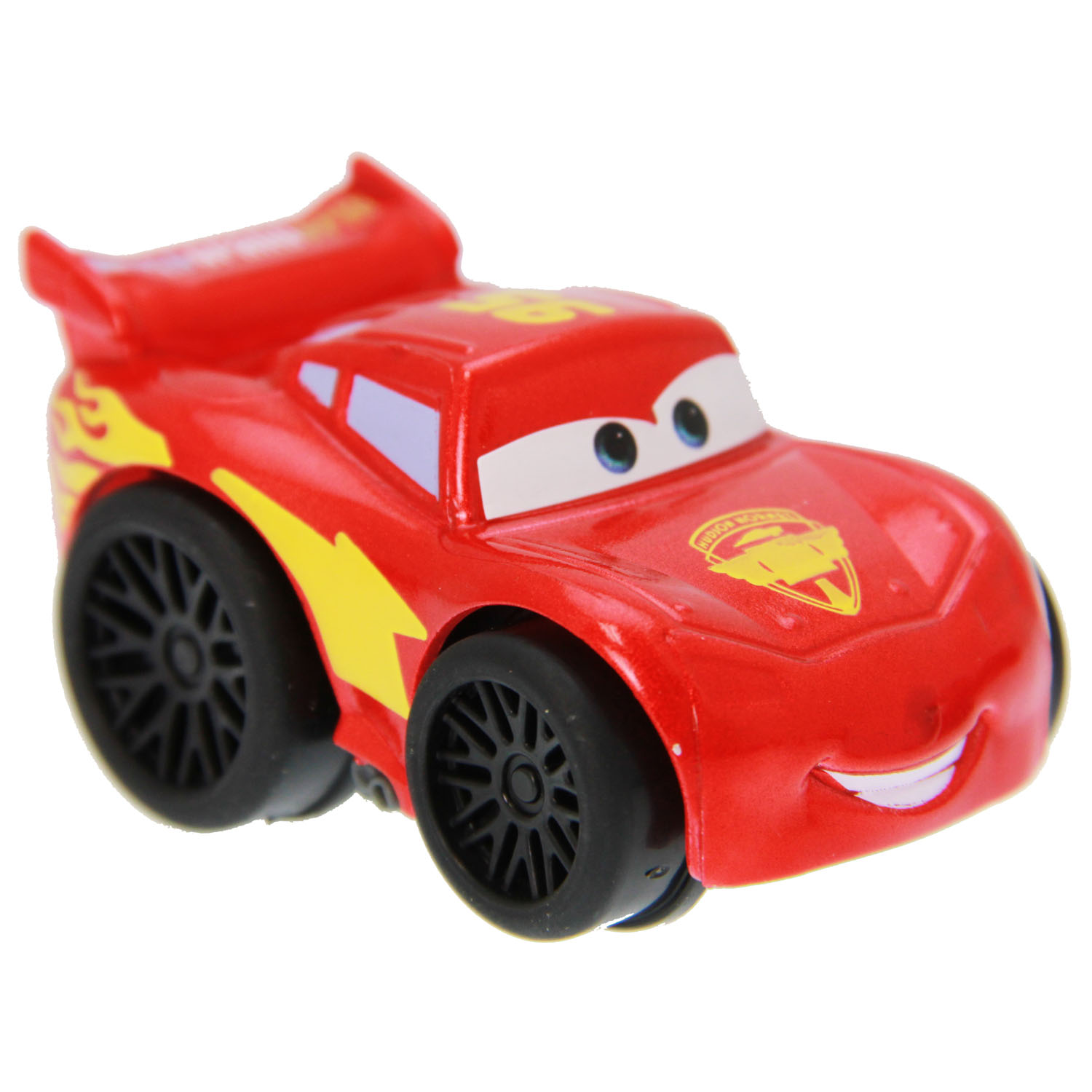 Car Toys Product : Disney cars toys shiny lightning mcqueen wheelie at toystop