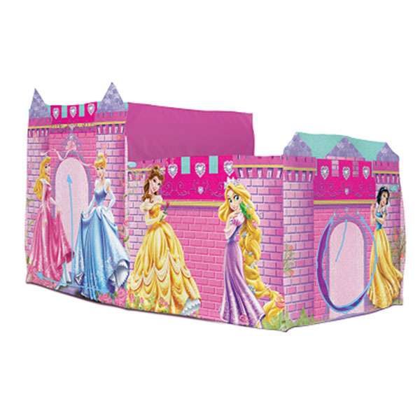 sc 1 st  ToyStop & Disney Princess Play Tent - Bed Topper at ToyStop