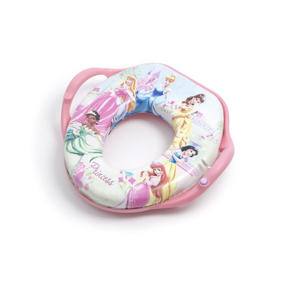 dee9b59b858 Disney Princess - Soft Potty Training Seat with Music