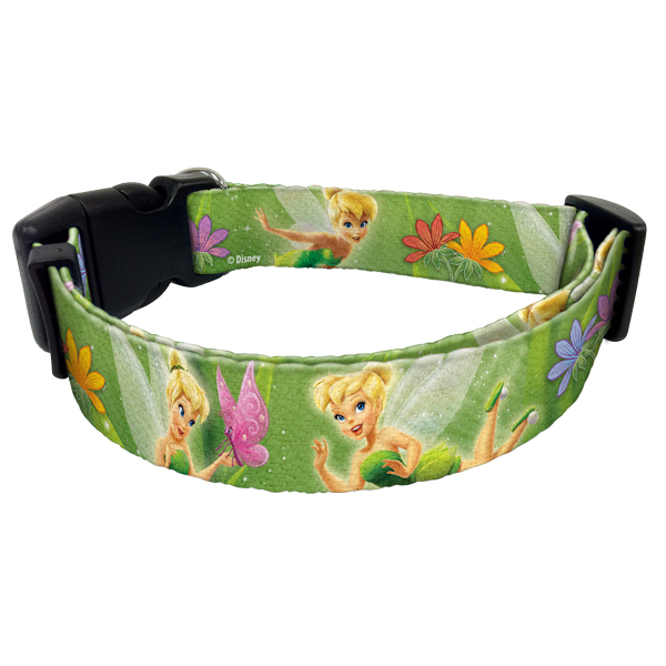 Tinker Bell Dog Collar