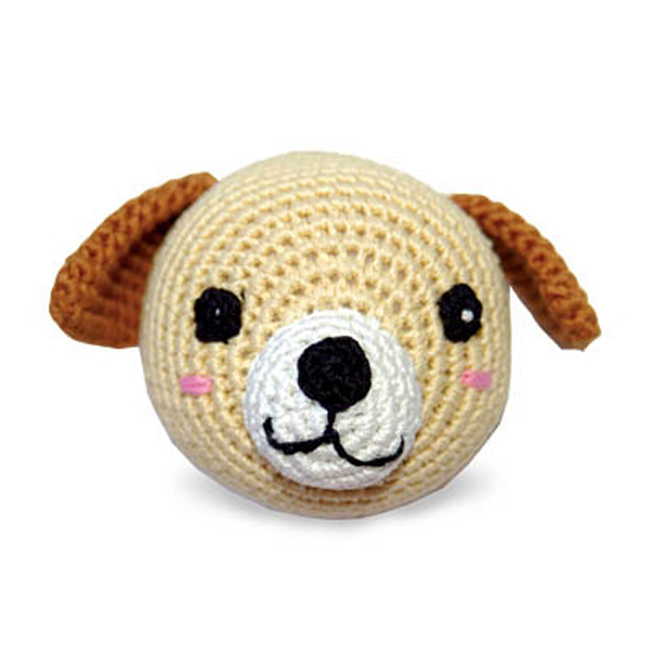 Dog Crochet Ball Toy by Dogo