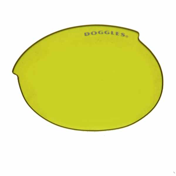 Doggles - Replacement ILS Lens Set - Yellow