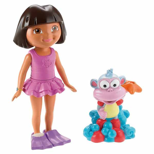 Dora Toys For Girls : Dora the explorer toys tub adventure with boots at toystop