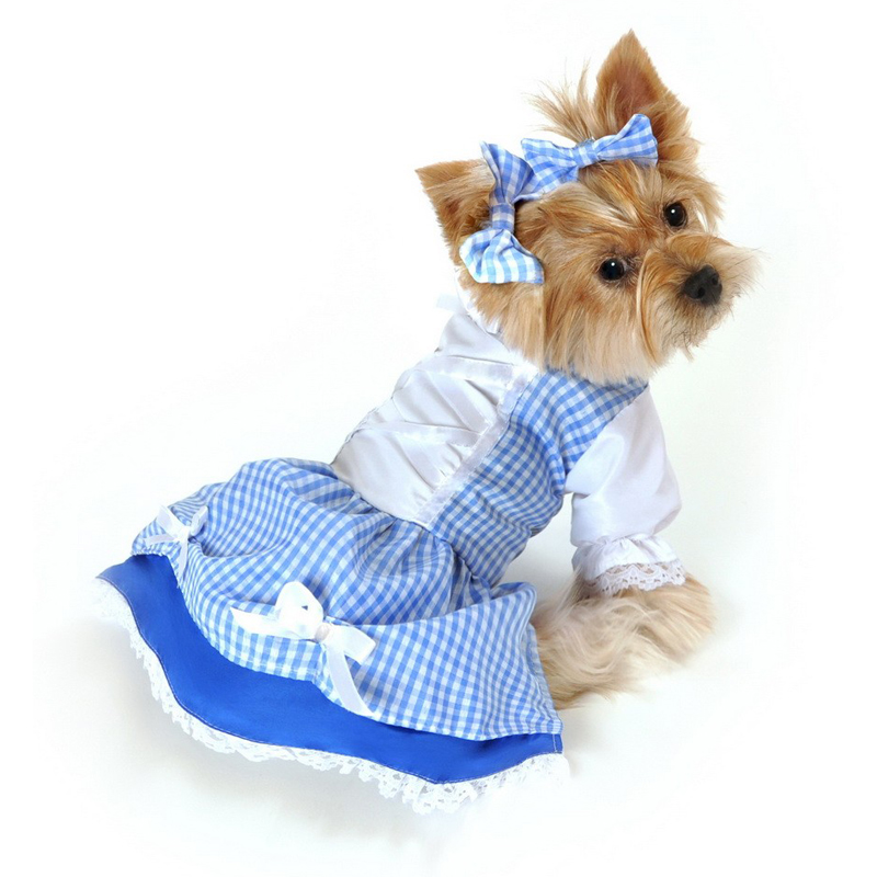 Dorothy Dog Costume by Anit