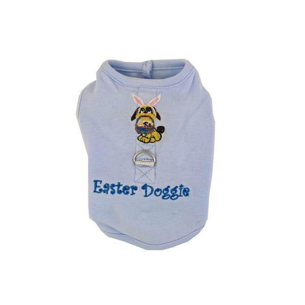 Easter Doggie Harness T-Shirt