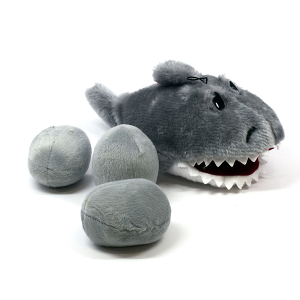 Egg Babies Dog Toy - Sal the Shark