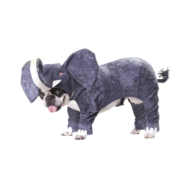 Elephant Costume for Dogs