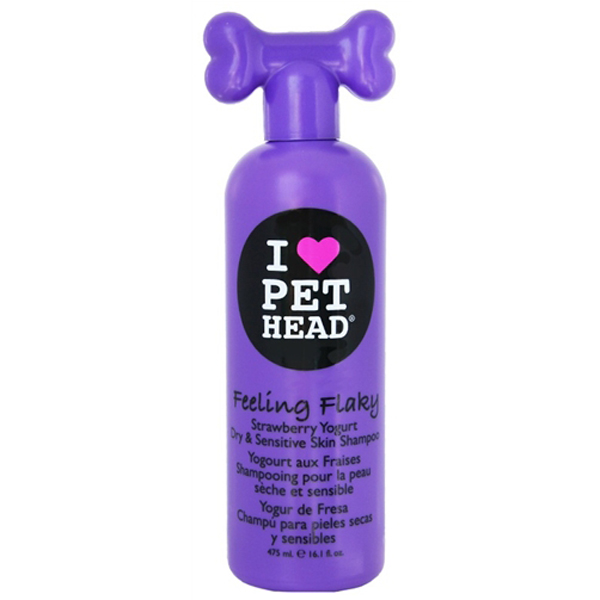 Feeling Flaky Dry & Sensitive Skin Pet Shampoo by Pet Head