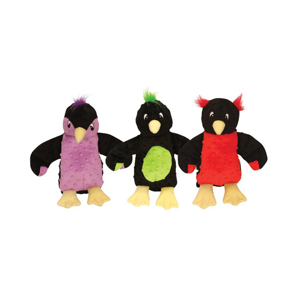 GoDog Baby Penguins with Chew Guard